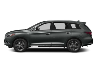 Graphite Shadow 2017 INFINITI QX60 Pictures QX60 Utility 4D AWD V6 photos side view