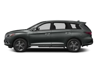 Graphite Shadow 2017 INFINITI QX60 Pictures QX60 Utility 4D 2WD V6 photos side view
