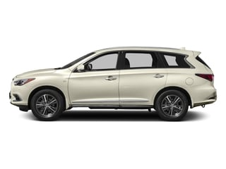 Majestic White 2017 INFINITI QX60 Pictures QX60 Utility 4D 2WD V6 photos side view