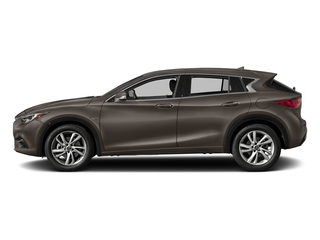 Chestnut Bronze 2017 INFINITI QX30 Pictures QX30 FWD photos side view