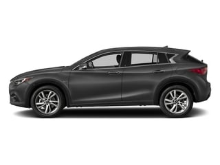 Graphite Shadow 2017 INFINITI QX30 Pictures QX30 Utility 4D Luxury AWD photos side view