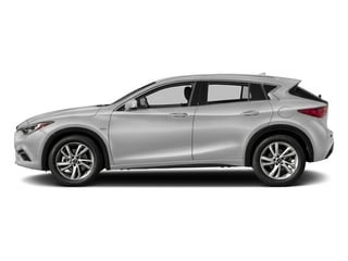 Blade Silver 2017 INFINITI QX30 Pictures QX30 Utility 4D Luxury 2WD photos side view