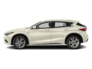 Majestic White 2017 INFINITI QX30 Pictures QX30 Utility 4D 2WD photos side view