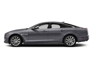 Tempest Gray 2017 Jaguar XJ Pictures XJ Sedan 4D V8 Supercharged photos side view