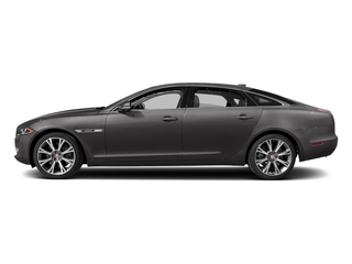 Ammonite Gray Metallic 2017 Jaguar XJ Pictures XJ XJL Supercharged RWD photos side view