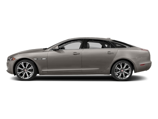 Ingot 2017 Jaguar XJ Pictures XJ XJL Supercharged RWD photos side view