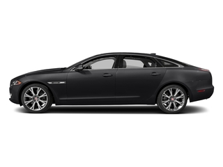 Ebony 2017 Jaguar XJ Pictures XJ XJL Supercharged RWD photos side view