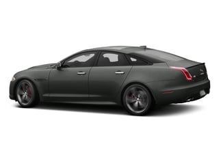 Storm Gray 2017 Jaguar XJ Pictures XJ Sedan 4D XJR V8 Supercharged photos side view