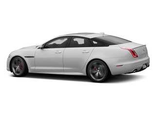 Gallium Silver 2017 Jaguar XJ Pictures XJ Sedan 4D XJR V8 Supercharged photos side view