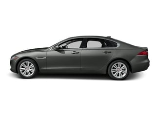 Ammonite Gray Metallic 2017 Jaguar XF Pictures XF Sedan 4D 35t Premium AWD V6 Sprchrd photos side view