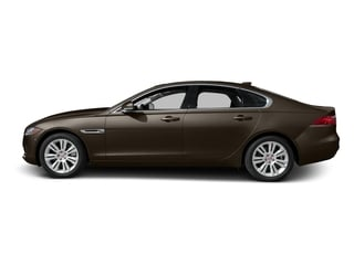 Quartzite Metallic 2017 Jaguar XF Pictures XF Sedan 4D 35t Premium V6 Supercharged photos side view