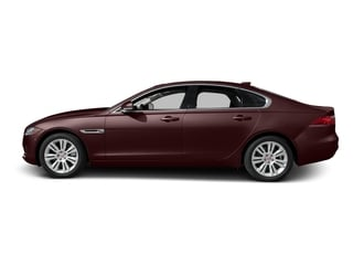 Aurora Red Metallic 2017 Jaguar XF Pictures XF Sedan 4D 35t Premium AWD V6 Sprchrd photos side view