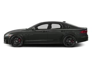 Ammonite Gray Metallic 2017 Jaguar XF Pictures XF Sedan 4D S AWD V6 Supercharged photos side view