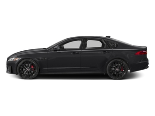 Storm Gray 2017 Jaguar XF Pictures XF Sedan 4D S AWD V6 Supercharged photos side view