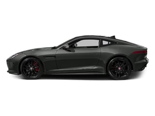Ammonite Grey Metallic 2017 Jaguar F-TYPE Pictures F-TYPE Coupe 2D S V6 photos side view