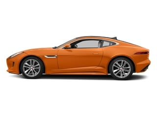 Firesand Metallic 2017 Jaguar F-TYPE Pictures F-TYPE Coupe Auto S AWD photos side view