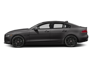 Ammonite Gray Metallic 2017 Jaguar XE Pictures XE Sedan 4D 25t Premium I4 Turbo photos side view