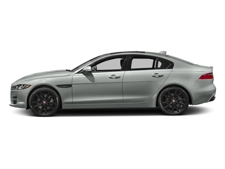Osmium Metallic 2017 Jaguar XE Pictures XE Sedan 4D 25t Premium I4 Turbo photos side view