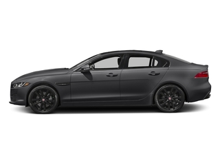 Storm Gray 2017 Jaguar XE Pictures XE Sedan 4D 25t Premium I4 Turbo photos side view
