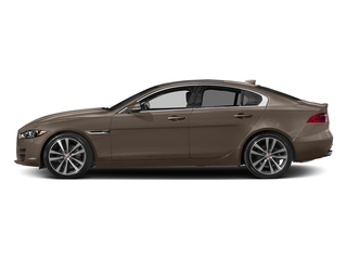 Quartzite Metallic 2017 Jaguar XE Pictures XE Sedan 4D 20d Prestige I4 AWD T-Dsl photos side view