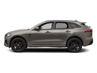Ingot 2017 Jaguar F-PACE Pictures F-PACE Utility 4D S AWD V6 photos side view