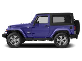 Xtreme Purple Pearlcoat 2017 Jeep Wrangler Pictures Wrangler Utility 2D Sahara 4WD V6 photos side view