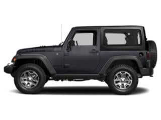 Rhino Clearcoat 2017 Jeep Wrangler Pictures Wrangler Utility 2D Rubicon 4WD V6 photos side view