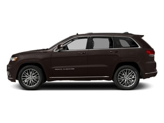 Luxury Brown Pearlcoat 2017 Jeep Grand Cherokee Pictures Grand Cherokee Summit 4x2 photos side view