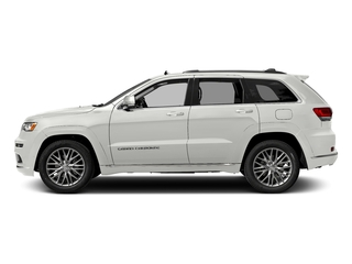 Ivory 3-Coat 2017 Jeep Grand Cherokee Pictures Grand Cherokee Summit 4x2 photos side view