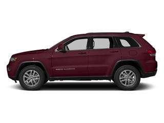 Velvet Red Pearlcoat 2017 Jeep Grand Cherokee Pictures Grand Cherokee Utility 4D Laredo 4WD photos side view