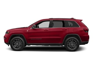 Redline 2 Coat Pearl 2017 Jeep Grand Cherokee Pictures Grand Cherokee Utility 4D Trailhawk 4WD photos side view