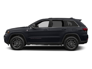 Rhino Clearcoat 2017 Jeep Grand Cherokee Pictures Grand Cherokee Utility 4D Trailhawk 4WD photos side view