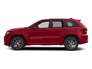 Redline 2 Coat Pearl 2017 Jeep Grand Cherokee Pictures Grand Cherokee SRT 4x4 photos side view