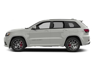 Ivory 3-Coat 2017 Jeep Grand Cherokee Pictures Grand Cherokee SRT 4x4 photos side view