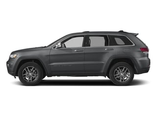 Granite Crystal Metallic Clearcoat 2017 Jeep Grand Cherokee Pictures Grand Cherokee Limited 75th Anniversary Edition 4x2 *Ltd Avail* photos side view