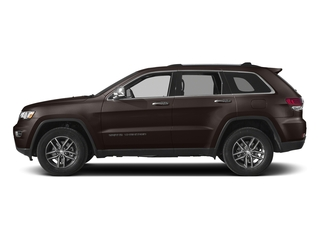Luxury Brown Pearlcoat 2017 Jeep Grand Cherokee Pictures Grand Cherokee Utility 4D Limited 2WD T-Dsl photos side view