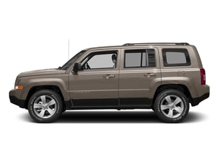 Mojave Sand Clearcoat 2017 Jeep Patriot Pictures Patriot Utility 4D Sport 4WD I4 photos side view