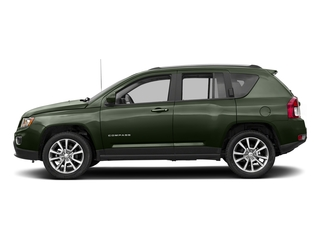 Recon Green Clearcoat 2017 Jeep Compass Pictures Compass 75th Anniversary Edition FWD *Ltd Avail* photos side view