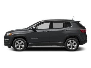 Granite Crystal Metallic Clearcoat 2017 Jeep Compass Pictures Compass Sport 4x4 photos side view