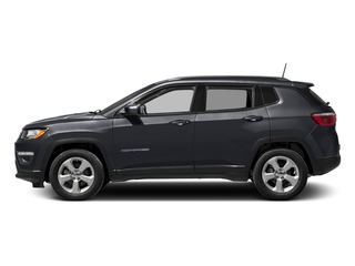 Rhino Clearcoat 2017 Jeep Compass Pictures Compass Utility 4D Limited 4WD I4 photos side view