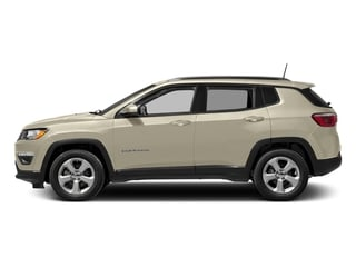 Pearl White Tri-Coat 2017 Jeep Compass Pictures Compass Utility 4D Limited 4WD I4 photos side view