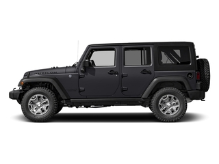 Rhino Clearcoat 2017 Jeep Wrangler Unlimited Pictures Wrangler Unlimited Rubicon Recon 4x4 photos side view