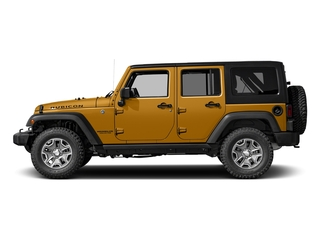 Gobi Clearcoat 2017 Jeep Wrangler Unlimited Pictures Wrangler Unlimited Rubicon Recon 4x4 photos side view