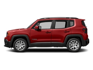 Colorado Red 2017 Jeep Renegade Pictures Renegade Utility 4D Latitude AWD photos side view