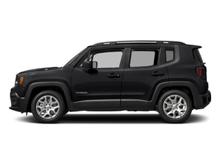Black 2017 Jeep Renegade Pictures Renegade Altitude FWD photos side view