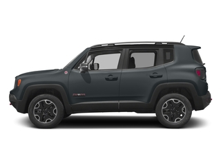 Anvil 2017 Jeep Renegade Pictures Renegade Utility 4D Trailhawk AWD photos side view