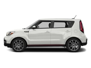 Clear White 2017 Kia Soul Pictures Soul ! Auto photos side view