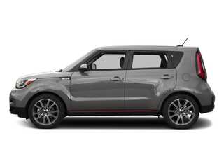 Titanium Gray 2017 Kia Soul Pictures Soul ! Auto photos side view