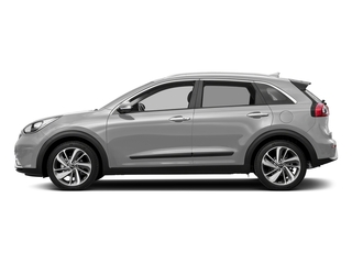 Silky Silver 2017 Kia Niro Pictures Niro Touring Launch Edition FWD photos side view