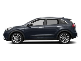 Deep Cerulean 2017 Kia Niro Pictures Niro Touring Launch Edition FWD photos side view